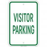 Heavy Gauge 10 Minute Parking Sign 12x 18 inch Aluminum Signs Retail Store