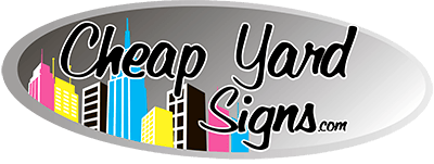 CHEAP YARD SIGNS Coupons